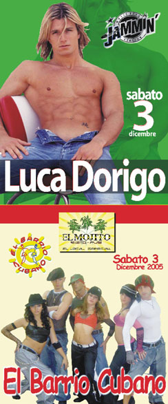 Luca Dorigo al Jammin'