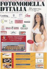 Fotomodella d'Italia,partecipa al concorso